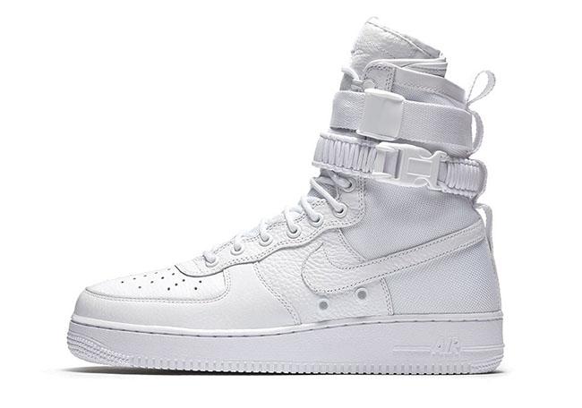 Nike SFAF1 White