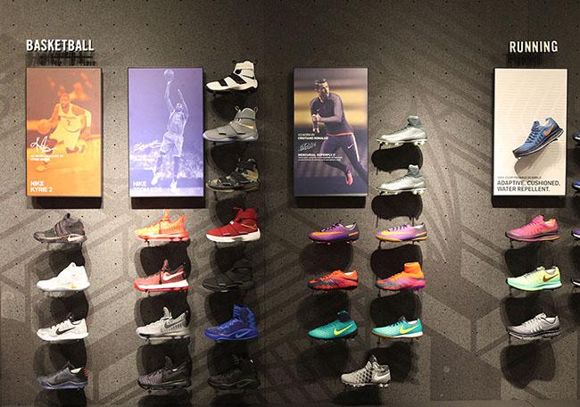 Nike SoHo NYC Fourth Floor