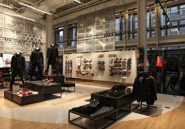 Nike SoHo Grand Opening