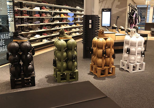 Nike SoHo NYC Second Floor