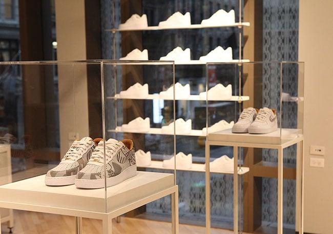 Nike SoHo NYC Second Floor