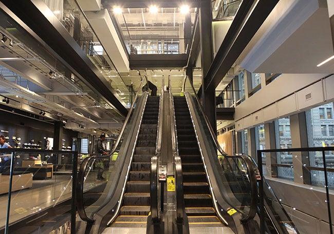 Nike SoHo NYC Third Floor