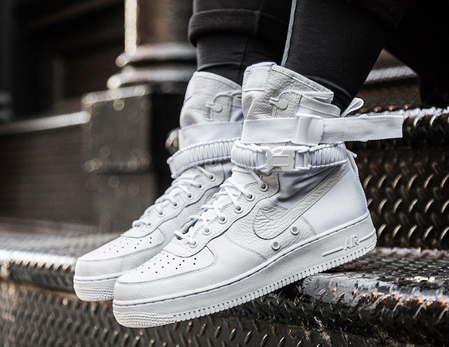 Nike Is Releasing New Special Field Air Force 1 Colorways on