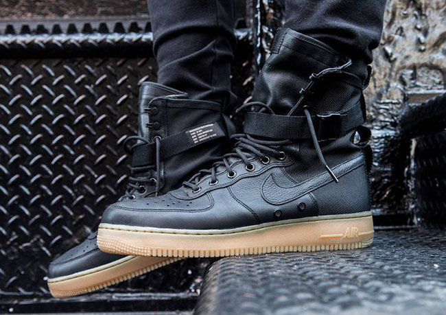 official photos 4cc5a 639ca Nike Special Field Air Force 1 Colorways Release Date ...