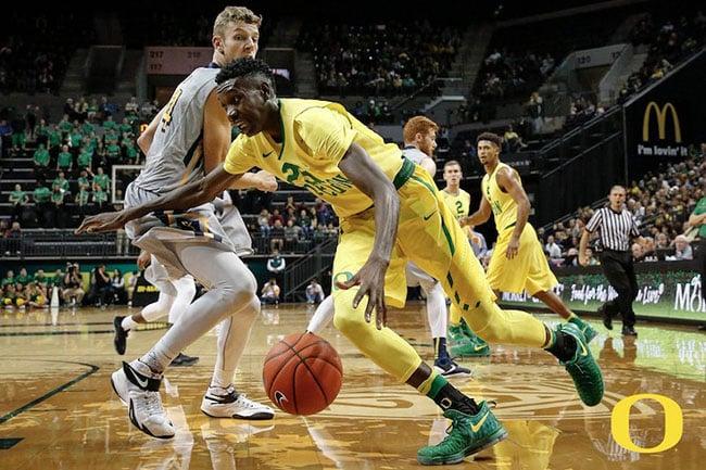 Oregon Ducks Nike KD 9