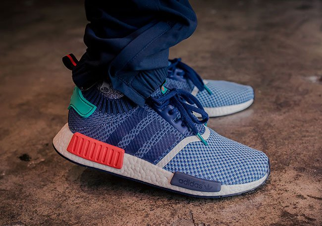 Packer Shoes x adidas NMD Primeknit