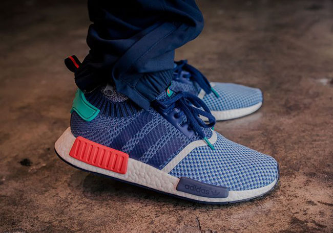 pretty nice b1f9c 315c1 Packer Shoes x adidas NMD Primeknit