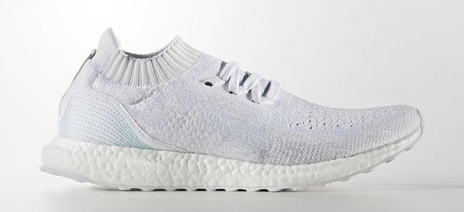 Parley x adidas Ultra Boost Uncaged Release Date