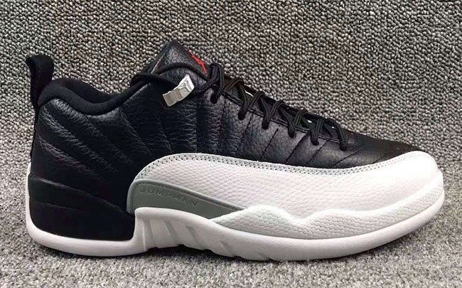 Playoffs Air Jordan 12 Low 2017