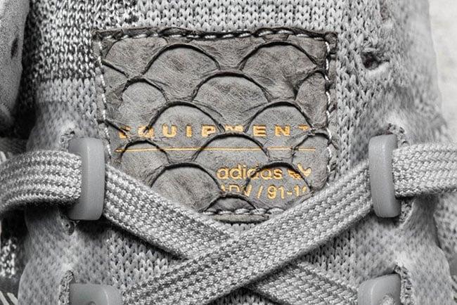 pretty nice efa0c 494ce Pusha T adidas EQT Boost King Push Greyscale