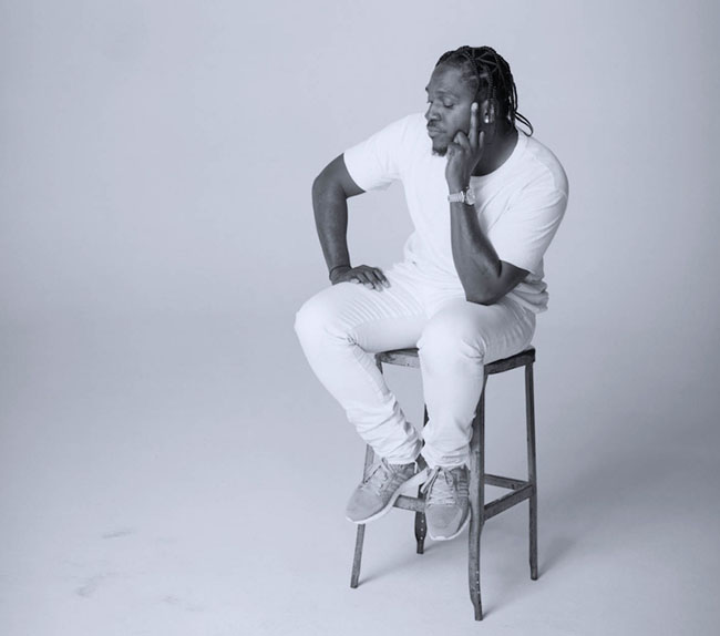 Pusha T adidas EQT Boost King Push Greyscale