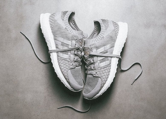 new style 941a5 2749d Pusha T adidas EQT Support Ultra Boost King Push