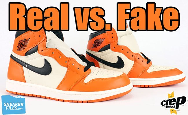 bd7ff7cbafced0 Real Fake Unauthorized Air Jordan 1 Reverse Shattered Backboard Away ...