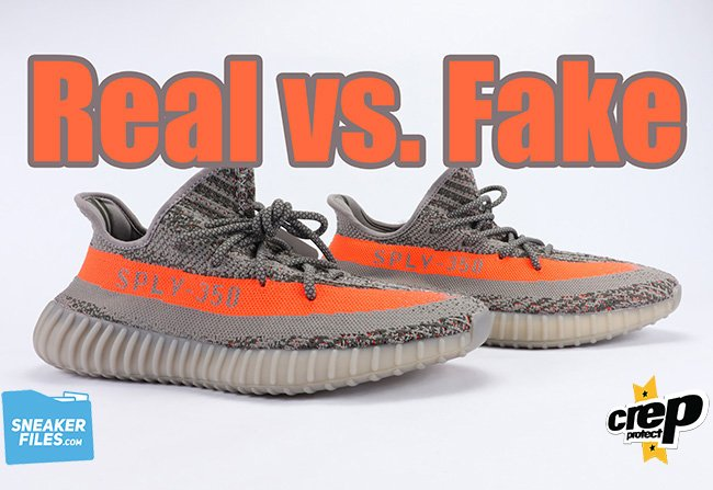 de44a8fbc05 How to Tell if Your adidas Yeezy Boost 350 V2  Beluga  are Real or Fake