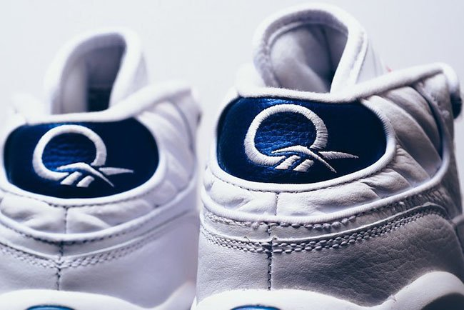 Reebok Question Blue Toe 2016