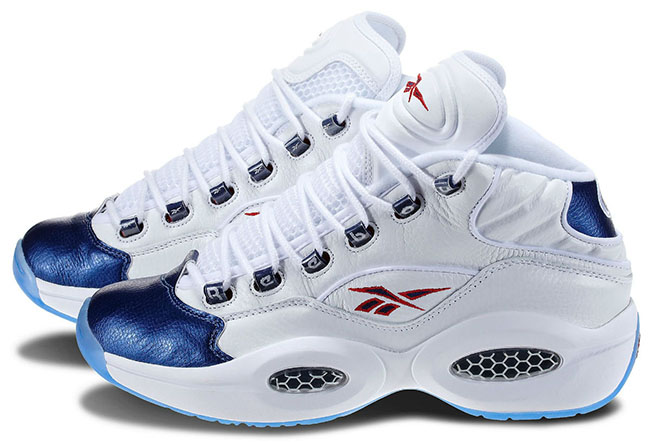 Reebok Question OG Blue Toe 2016