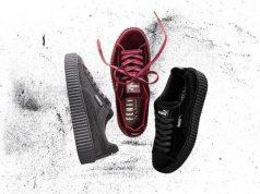 Rihanna x Puma Creeper Velvet Pack Release Date