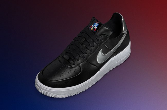 Robert Kraft Nike Air Force 1 UltraForce Low Patriots