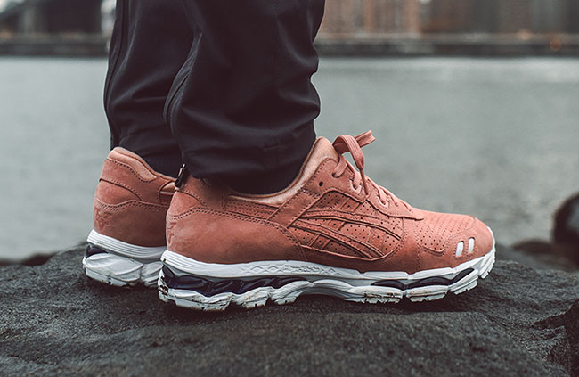 Ronnie Fieg Asics Legends Day