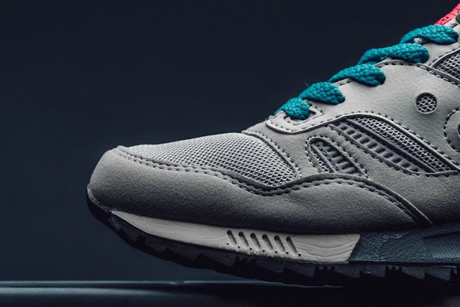 saucony grid technology