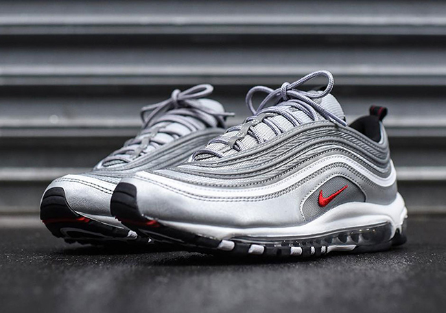 Silver Bullet Nike Air Max 97 OG 2016
