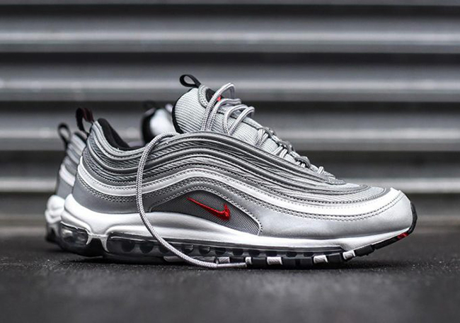 "Here's how people are wearing the Cheap Nike Air Max 97 ""Silver YoMZansi"