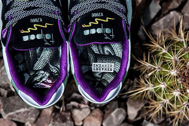 Sneaker Freaker Diadora V7000 Taipan Release
