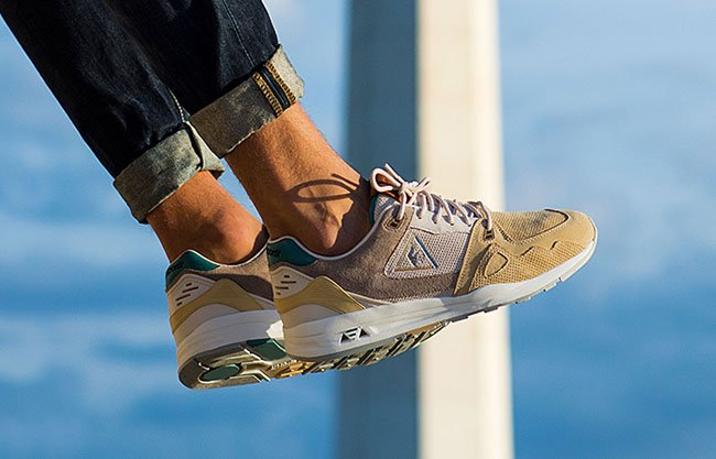 Sneakers76 x Le Coq Sportif R1000 The Guardian of the Sea