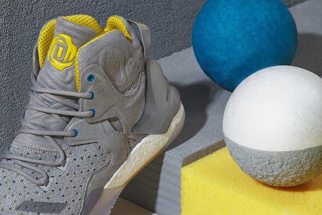 SNS x adidas D Rose 7 Primeknit