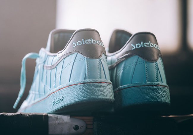 reebok classic club c 85 year of the court x solebox