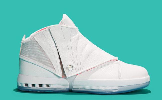 SoleFly Air Jordan 16 Art Basel Release Date