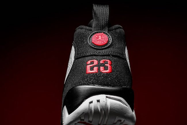 Space Jam Air Jordan 9 White Black 2016
