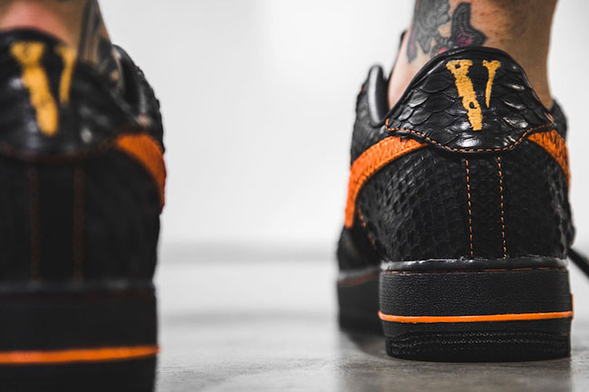 The Shoe Surgeon VLONE Nike Air Force 1