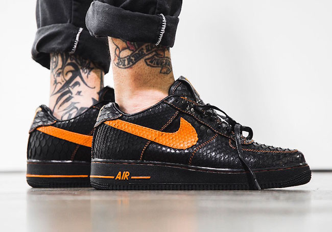 The Shoe Surgeon VLONE Nike Air Force 1