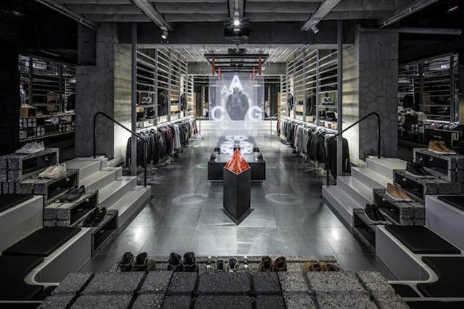Tokyo NikeLab Store