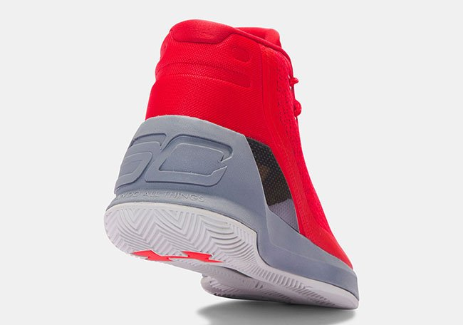 Under Armour Curry 3 Davidson Release Date