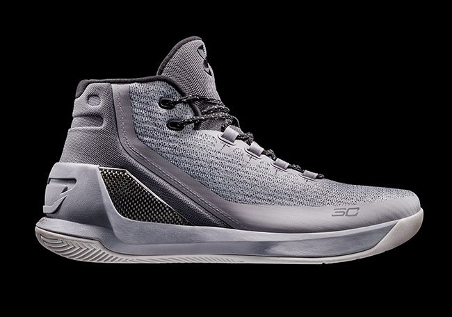 Under Armour Curry 3 Grey Matter Release Date