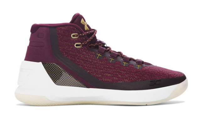 Under Armour Curry 3 Magi Christmas