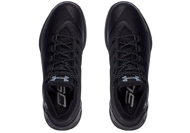 Under Armour Curry 3 Triple Black Friday