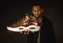 Villa Reebok Question Liberty Bell