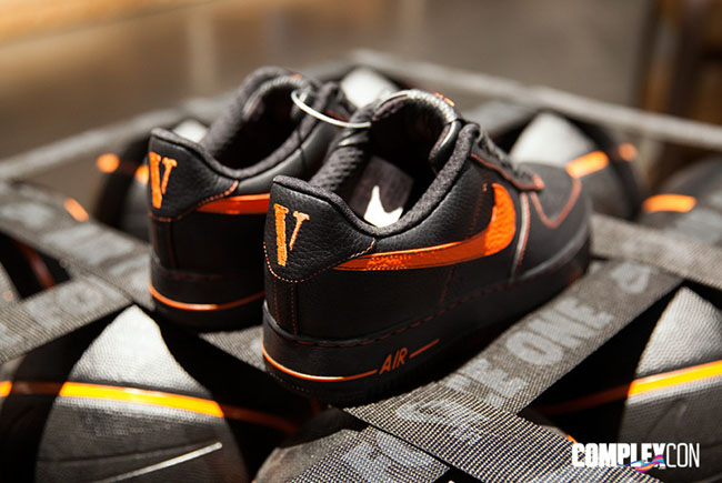 best authentic 35dd2 126b1 VLONE x Nike Air Force 1 Low Release Date