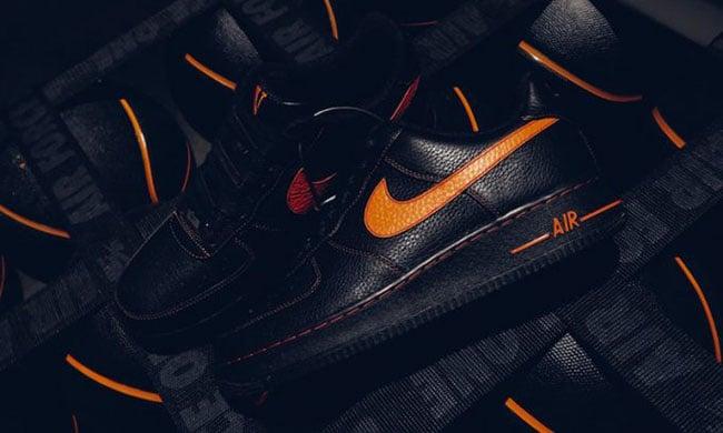 VLONE x Nike Air Force 1 Low Release Date  7773fcfba