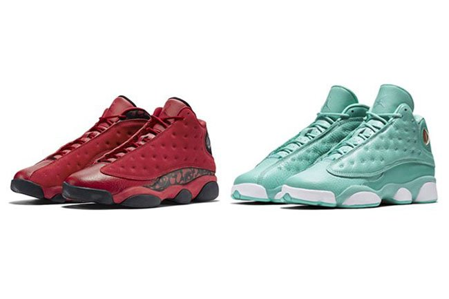 Air Jordan 13 What Is Love Pack Release Date  9117cea36b51