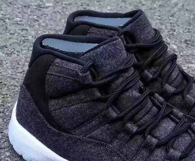 Wool Air Jordan 11 Retro