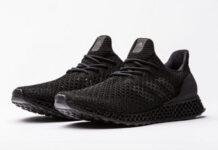 adidas 3D Runner Triple Black Release