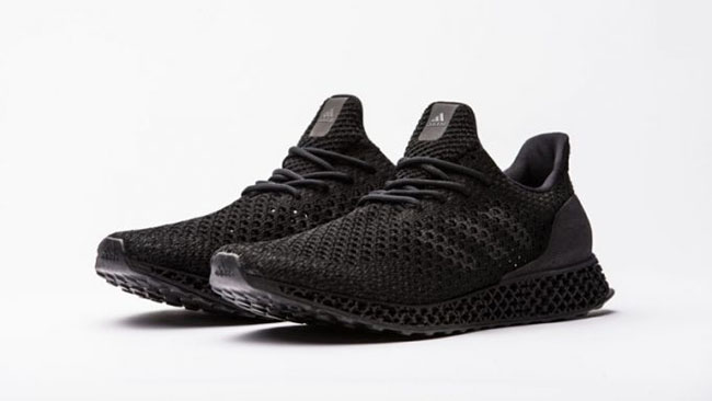 adidas 3D Runner Triple Black Release