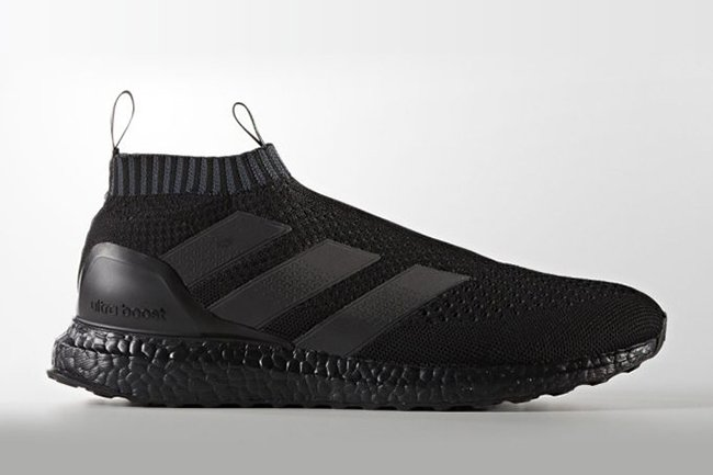 f62a4697d adidas Ace 16 PureControl Ultra Boost Triple Black BY9088