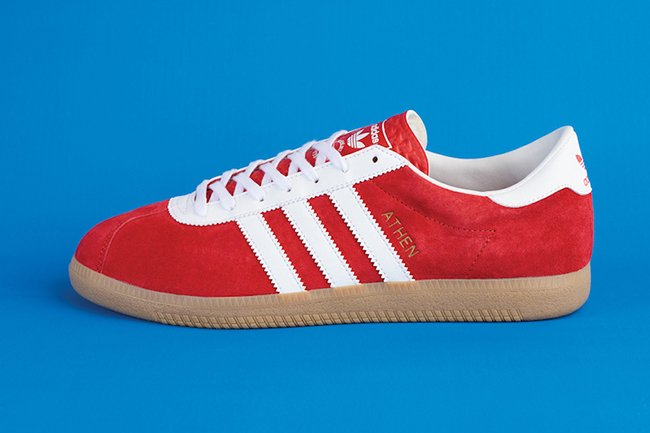 adidas Athen Red White
