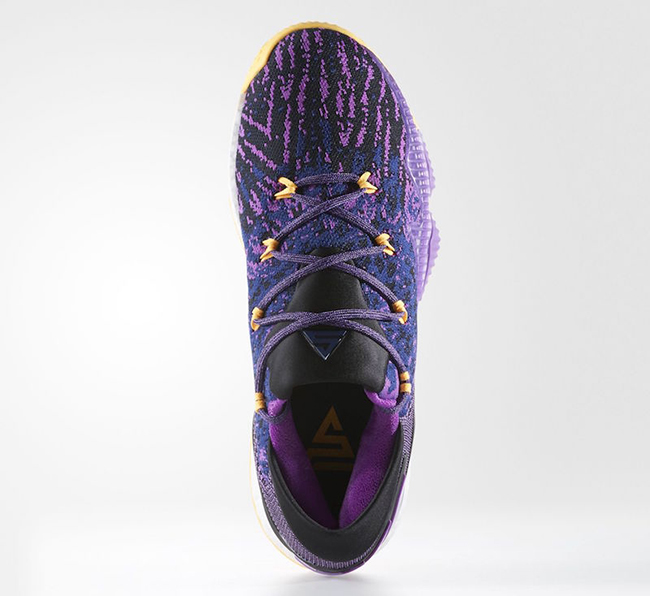 adidas Crazylight Boost Low 2016 Swaggy P