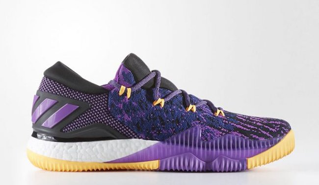 adidas crazylight boost low 2016
